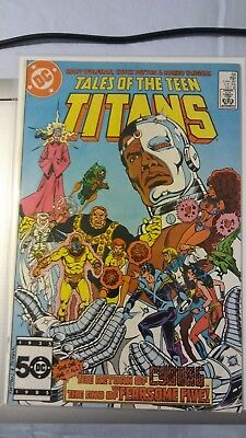 Tales Of Teen Titans #58
