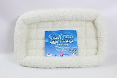 MidWest Deluxe Bolster Pet Bed for Dogs & Cats - New Open Box