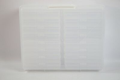 Iris Extra Large 4 X 6 Photo And Craft Keeper Clear 2999