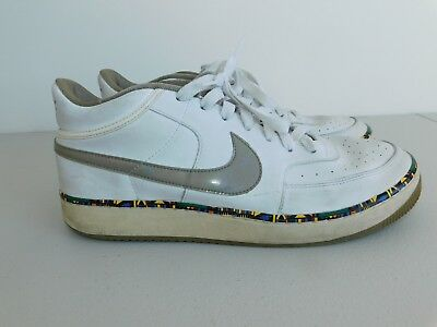 the best attitude 7570e 8225d Nike Sky Force Mid Urban Jungle Pack Mens Sneakers Shoes 2007 White Size  11.5