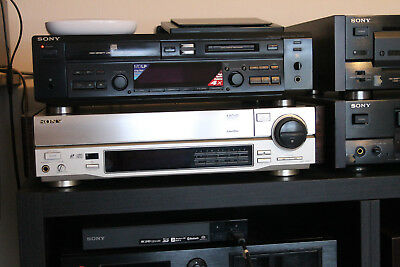Sony MDP-740D High-End LD-Player