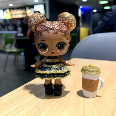 """LOL Surprise Doll Series 1 Queen Bee 3"""" figure SPECIAL CUSTOM MADE toy gift"""