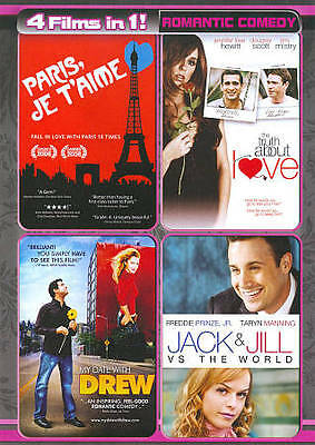 Four Movies in One: Romantic Comedy  (Paris Je T'Aime / The Truth About Love /