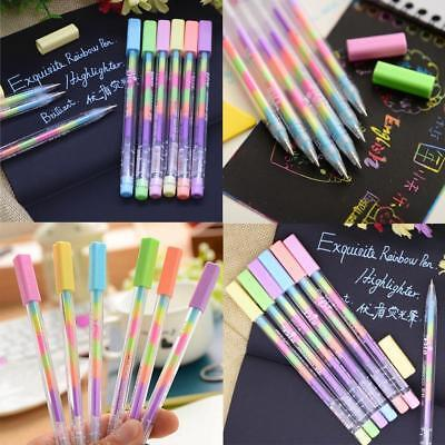 Water Color Chalk Paint Gel Pen For Decoration Scrapbooking Stationery School