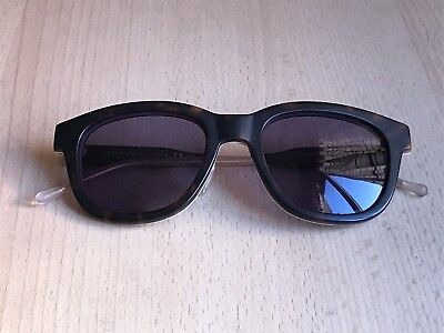 TOMMY HILFIGER SUNGLASSES TH 1281 S FMA XT Black Blue Blue Mirror ... 00f05653d7