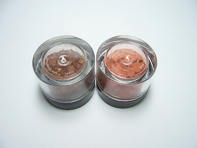 2 Jacquard Pearl-Ex Mica Powders Antique & Super Copper for Paper Crafts & Clay