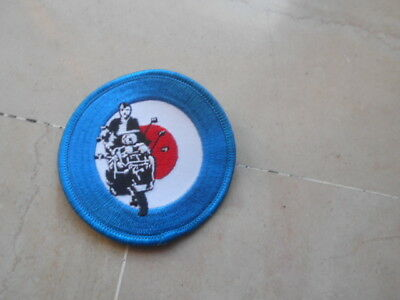 TOPPE PATCHES ULTRAS CASUALS TERRACE