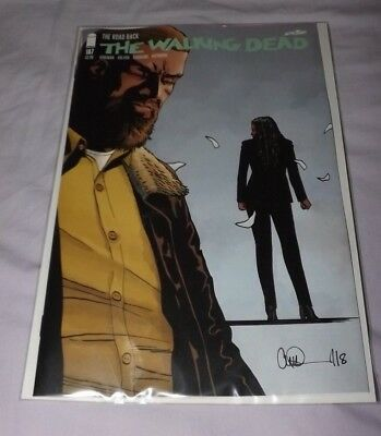 THE WALKING DEAD # 187 Comic Lot 2018 NM Brand New Regular A Cover