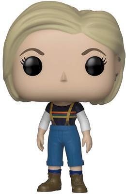Doctor Who - Thirteenth Doctor - Funko Pop - Brand New - Tv 13Th 32828