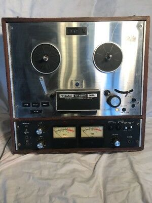 Vintage TEAC Model  A-4010GSL Vintage Reel To Reel Tape Deck