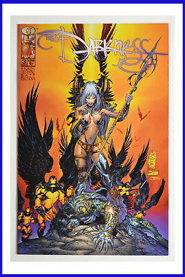 The Darkness #3 (Image, March 1997) NM+ Comic Book