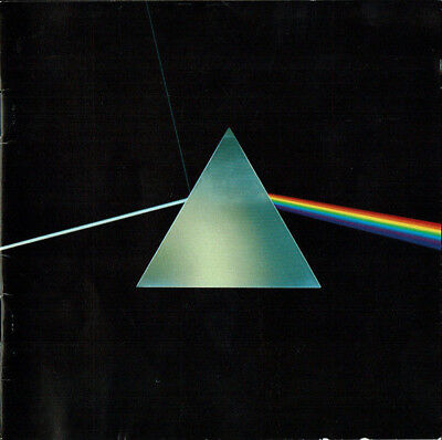 The Dark Side of the Moon CD  PINK FLOYD VG++ cond. Capitol