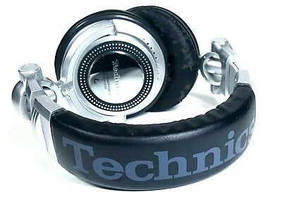 Technics RP-DH1200 DJ Headphones Stereo Made In Japan Discontinued Over Ear