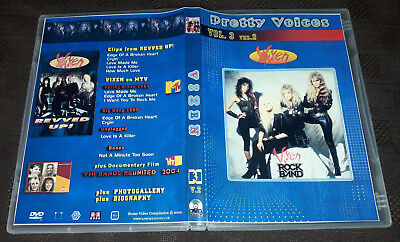 Vixen - Pretty Voices 3 DVD SPECIAL FAN EDITION