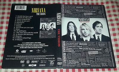 Nirvana - The Videos DVD SPECIAL FAN EDITION