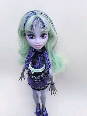Twyla 13 Wishes Monster High Doll Excellent played with condition