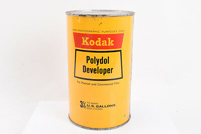 Kodak Polydol Developer for Portrait Commercial Film Makes 3 1/2 Gallons NOS V02