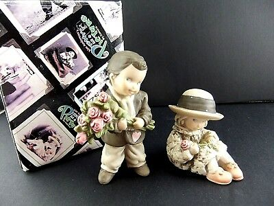 Kim Anderson Pretty as a Picture lot of 2 Figurines: #175366 & #175323