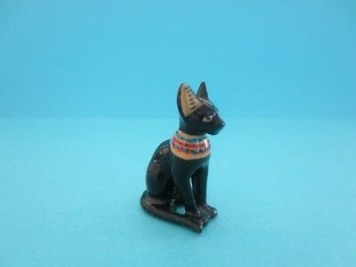 New Little Critterz ''Bastet'' Egyptian Cat Figurine Come With Acetate Box