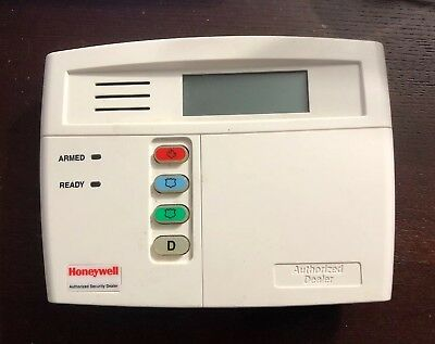 First Alert Honeywell Ademco FA270 RF Keypad