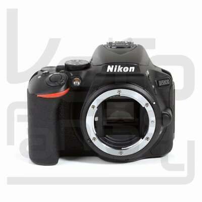 Autentico Nikon D5600 Digital SLR Camera Body Only (Black) (Kit Box)