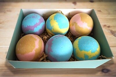 WOW Bath Bombs with Surprise Animal Toy Inside - Gift Set 6 Pieces - TOVIE