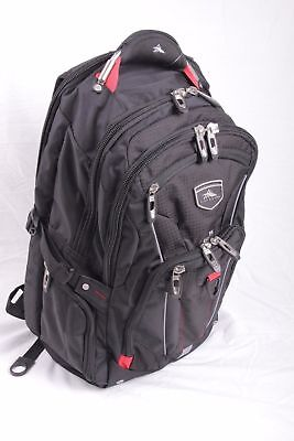 Backpack High Sierra Elite colors available heavy duty professional