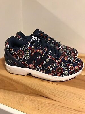 low priced c1052 e43f0 ADIDAS ORIGINALS ZX Flux Womens Sneakers. Womens Size 6. Brand New With Box.