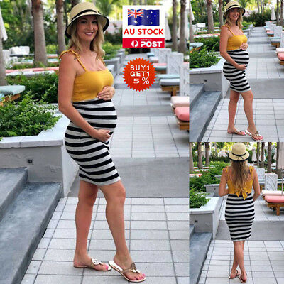 Pregnant Women Cami Breastfeeding Nursing Dress Maternity Casaul Beach Sundress