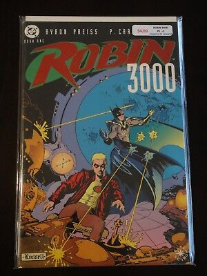 ROBIN 3000 #1 2 DC Complete Series! BLOWOUT ON HUNDREDS OF SETS!