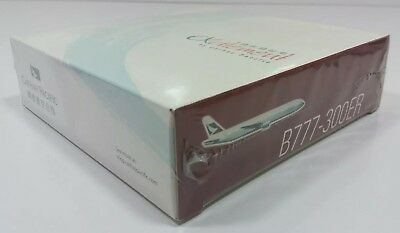 New Cxcitement Cathay Pacific B777-300Er Rare Model Box 1:500 Scale Mib Airplane
