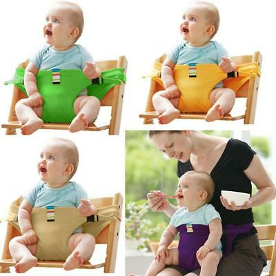 Baby dining lunch chair/seat safety belt/portable infant seat/dining chair!