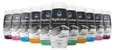 Hydrotac (Dive Optx) Stick On Reading / Bifocal Lenses