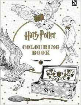Harry Potter Colouring Book 1, New, Warner Brothers Book