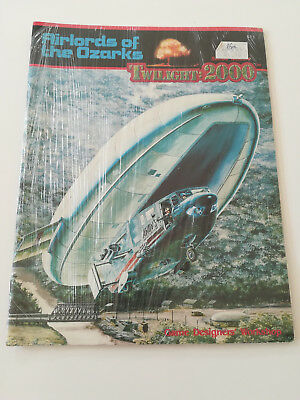 Twilight: 2000 - Airlords of the Ozarks, GDW