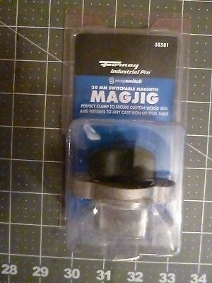 Forney 58581 Industrial Pro Magswitch 30mm MagJig - NEW