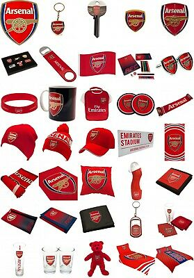 Official ARSENAL FC Football Club Merchandise Cristmas Birthday Fathers Gift