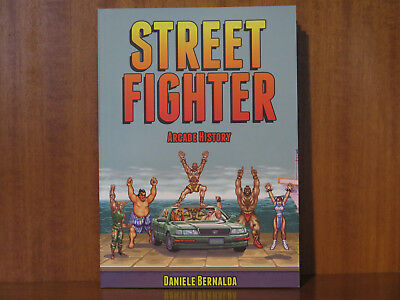 STREET FIGHTER ARCADE HISTORY -Limited Edition- Capcom CPSystem, SNK Neo Geo