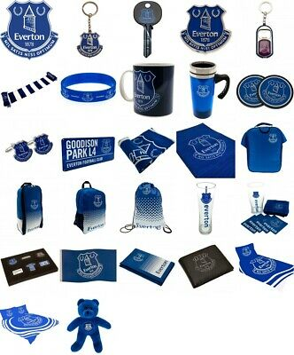 Official EVERTON FC Football Club Merchandise Christmas Birthday Dad Gift