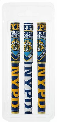 New York City Police Department Rollerball Pens - NYPD Officially Licensed So...