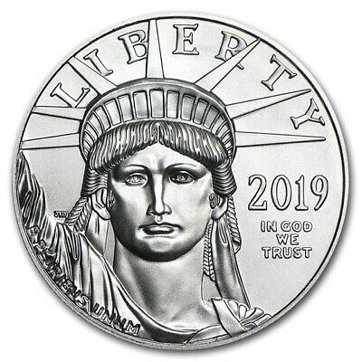 2019 1 oz Platinum American Eagle BU - SKU#171848