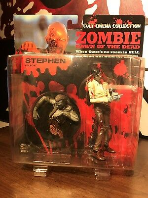 "Dawn of the Dead Zombie Action Figure #2 ""Stephen"""