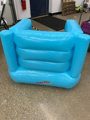 IMax Plus Inflatable LED Snow Fort-Blue