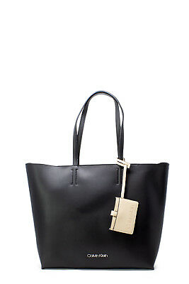 cf5aab5e69 CALVIN KLEIN WOMAN bag must medium shopper k60k605075 -  174.62 ...