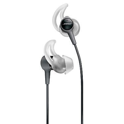 Bose SoundSport In-Ear Wired Headphones Apple iOS Charcoal