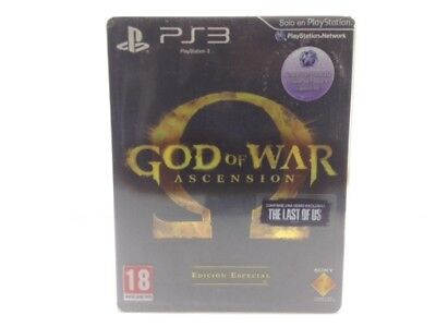 Juego Ps3 God Of War Ascension Special Edition Ps3 4302758
