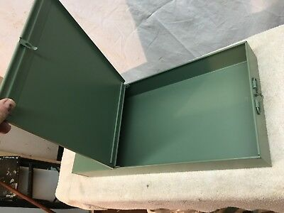 Safety Deposit Box Drawer Coin Collector Stash Box 21in x 10in x 3in