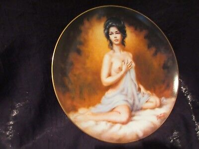 """Hackett American Collector Plate """"Dawn"""" Classical American Beauties #3 of 4"""