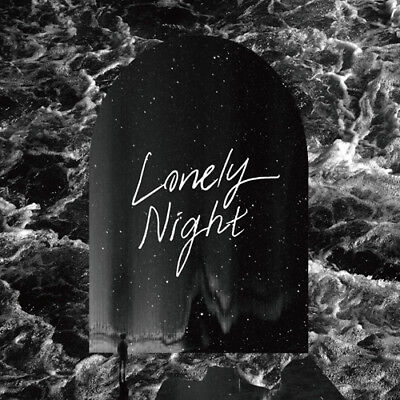 "SJmusic [KNK] Album ""Lonely Night""  CD+BookLET, SEALED"