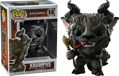 Funko Pop! Holidays Krampus Krampus #14 ( Box is Damaged)